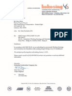 Letter With Demo Plan