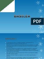 BASILEA I, II y III