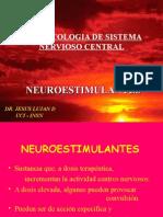 5.-Clase Neuroestimulantes