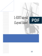 L Edit Tutorial