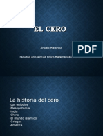 La Historia Del Cero
