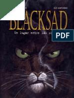 Blacksad 1 - Un Lugar Entre Las Sombras Copy