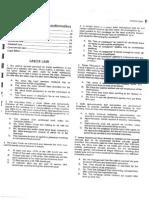 2011 Bar Exam Questions