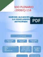 ACUERDO PLENARIO N°5-2008