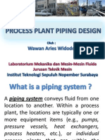 Process Plant Piping Design
