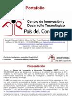 Portafolio CIDT País del Conocimiento - 2016