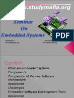 Studymafia.org Embedded Systems