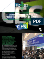MEC@CES 2015 Key Takeaways