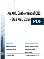 An XML Enablement of DB2 - DB2 XML extender.pdf