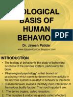 Biological Basis of Human Behavior