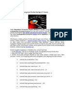 Cara Menaikkan Kecepatan Firefox Berlipat 5 Ganda
