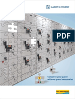 Panel Accessories Catalogue R1