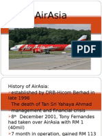 swot low cost carrier and air asia Environmental audit report: airasia swot analysis - strengths • air asia has the lowest unit costs in capability • largest low cost carrier in asia.