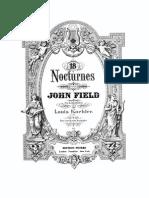 John Field 18 Nocturnes