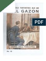 Editura Adevarul - Calatoriile fantastice ale lui Bill Gazon - Chipul de la Fereastra.pdf