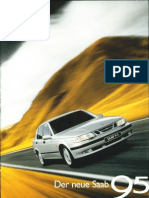 Saab 9-5 Brochure brochure43_saab-9-5_1997