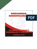 Medicinska gerontologija