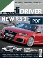 Audi Driver - January 2015