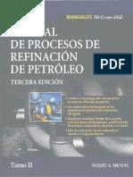 Manual de Procesos de Refinación de Petroquímicos II