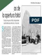 150506 La Verdad CG- Treinta Años de La Apertura Total p. 9