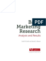 Basic Marketing Research v 3