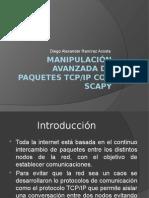 Manipulación Avanzada de Paquetes TCP