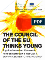 The Council of the EU Thinks Young