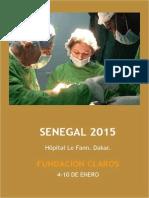 Viaje Humanitario Senegal 2015