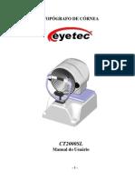 Manual CT2000SL v2