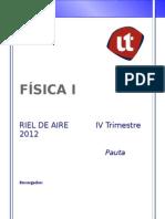 Pauta RieldeAire IV 2013