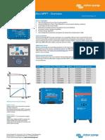Datasheet Blue Solar Charge Controller Overview En