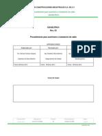 Cdi-ee-pr-01 Procedimiento Para El Suministro e Instalacion de Cable Rev.2