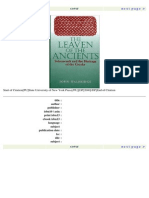 Walbridge, John - The Leaven of the Ancients. Suhrawardi and the Heritage of the Greeks 1999