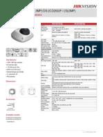 Datasheet of DS 2CD2532F I