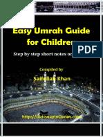 Easy Umrah Guide for Children