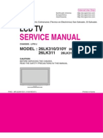 LG 32LF630V 32LF630V-ZA Series Service Manual | Printed Circuit