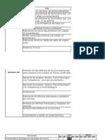Planificación del Proceso de Ascensos 2015