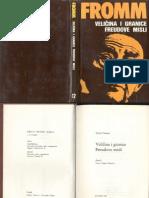 Veličina i granice Freudove misli - From