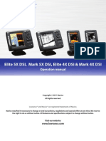 Mark-elite Dsi-Only Owners manual