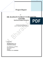 Project Report on Ultrasound Machine
