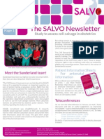SALVO Newsletter Feb 15