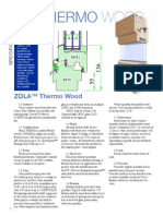 Zola Thermo Wood