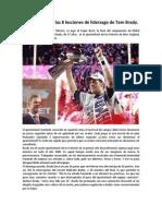 El Super Bowl y Las 8 Lecciones de Liderazgo de Tom Brady