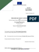 EESC-TEN559 Draft Opinion EHS