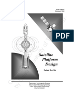 Satellite Platform Design