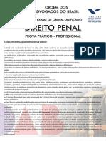 Caderno VIII Exame Penal - Segunda Fase