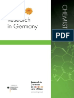 Research in Germany Chemistry