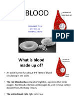 BLOOD[EU301Anatomy&Physiology]