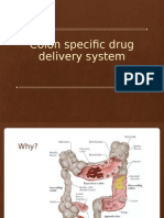 Colon Targeting DDS - ND
