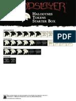 Halodynes Tokens StarterBox